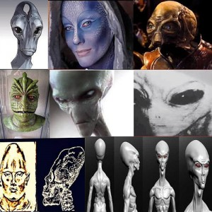 Alien races razze aliene
